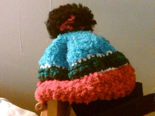Scoutie's hat